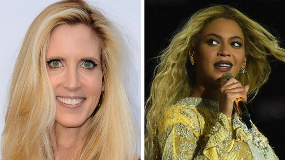 Ann Coulter Tries (and fails) To Take On Beyoncé & Michelle Obama